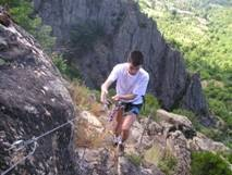 Escalade - Via ferrata -Cevennes